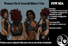 NP_101 POW MIA Female vest