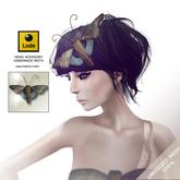 *LODE* Headwear - Handmade Moth