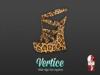[ Vertice ] Leopard - (SLINK) Wedge Sandals