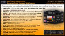 Texture Changer & Color Picker HUD Scripts - DEMO