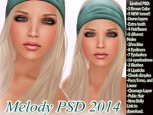Melody PSD 2014-DEMO
