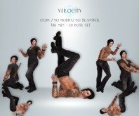 Verocity - Men-up Pose Set (Clearance)