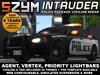 SZYM Intruder Police Car/ Civilian Sedan