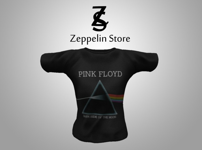 - Shirt - Collection of Rock - 21 - Zeppelin Store