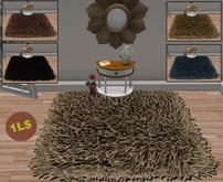 Fuzzy Carpet / Tapete Felpudo