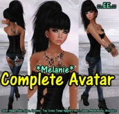 ::.EE.:: Complete Avatar *Melanie* (Incl. Outfit&Boots)