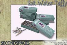 Second Spaces - Salt Water Taffy (bxd1)