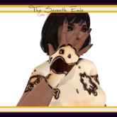 The Seventh Exile: Cake Cake Cake! Gloves - Dark Chocolate