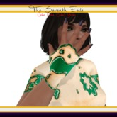 The Seventh Exile: Cake Cake Cake! Gloves - Mint