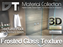 Frosted Glass Texture - Full Perm - DT Material Collection