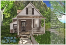*Funky*Junk* Darcy Cottage - ALL {Boxed}