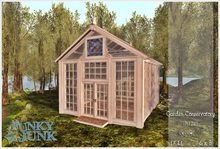 *Funky*Junk* Garden Conservatory {Boxed}