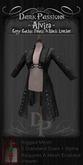 DEMO - Dark Passions - Alvira - Womens Mesh Frock Jacket