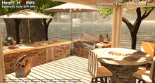 """Lakeside"" Family BBQ Set (Boxed, Copy) v1.0"
