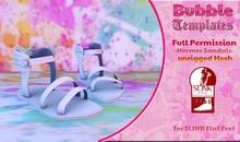 BubbleTemplates - Ganga Sandals - SEMI EXCLUSIVE
