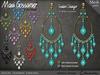 Earrings - Ashira Teardrop