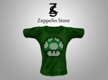 - Shirt - 1UP - Zeppelin Store -
