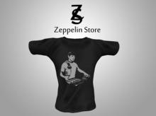 - Shirt - DJ Spock - Zeppelin Store -