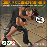 Couples Animator HUD v4 By Abranimations