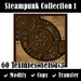 Steampunk Texture Collection 1