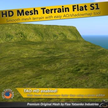 [FYI] HD Mesh Terrain Flat S1