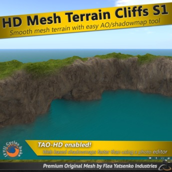 [FYI] HD Mesh Terrain Cliffs S1 Full Perms