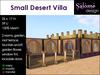 Small desert villa image