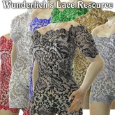 Wunderlich's Seamless Lace Clothing Resource