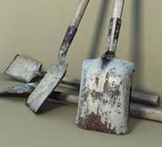 Shovel Full Perm MESH