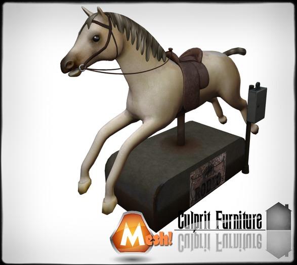 Culprit Quarter Horse Palomino