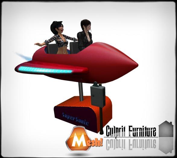 Culprit Supersonic Rocket *MARS*