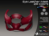 Eye leather mask 28 colors