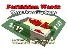 Forbidden Words Game