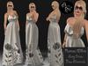 ***Arisaris Ramos Long Dress white