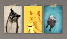 Poster - Cute Animals