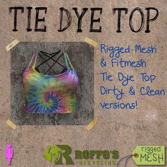 Tie Dye Top