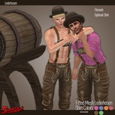 [SWaGGa] Fitted Mesh Lederhosen with HUD - Fitmesh