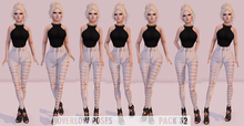 Overlow Poses - Pack 32