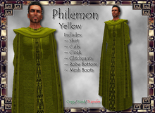 Philemon Yellow