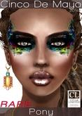 cStar Limited - Miss May 2014 - Pony - Cinco De Mayo - RARE - 1 Left