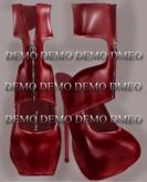 Jimmy Shoe Demo (Slink High)