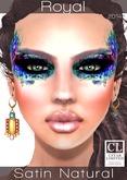 cStar Limited - Miss May 2014 - Satin Natural - Royal - 4 Left