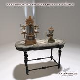 Ravenghost Coffee Experience Ensemble