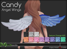 [M] Candy Angel Wings