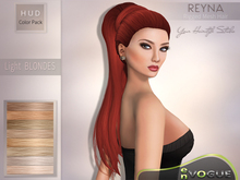enVOGUE - HAIR Reyna - Light Blondes