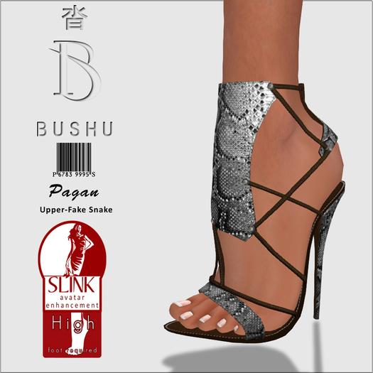 Bushu Pagan Sandals Gray
