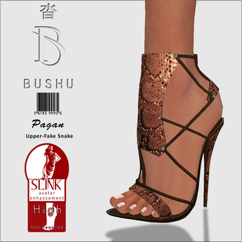 Bushu Pagan Sandals Choc