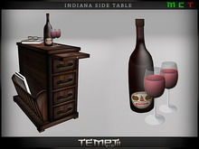 *TEMPTii* INDIANA SIDE TABLE
