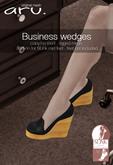 aru. Business wedges  *DEMO* ADD