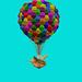 Balloon Box Airship (18 prims)